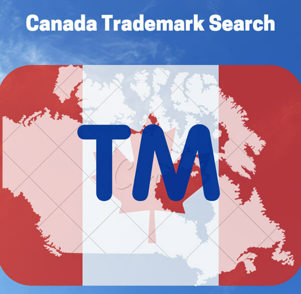 TM logo on map of Canada